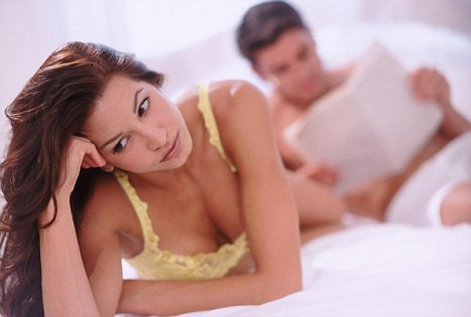 как вернуть в отношения с мужем секс