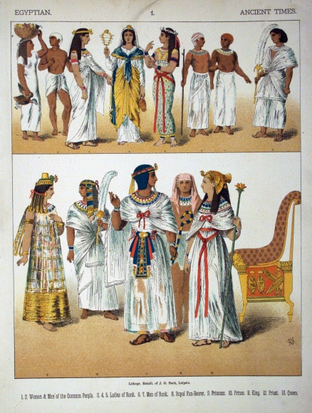 Image 1 Ancient Egyptian Costume